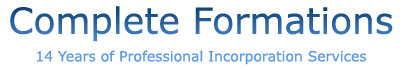 Company Formation - Registration - Incorporation - Set-up