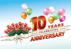 10 Year Anniversary 2007-2017